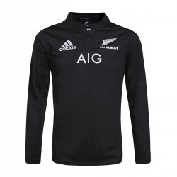 All Blacks long sleeve Rugby Jerseys