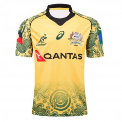 Australia 2017-18 Commemorative Rugby Jerseys
