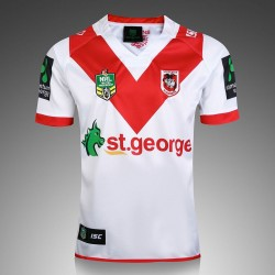 St. George Illawarra Dragons 2017-18 Rugby Jersey