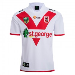 St. George Illawarra Dragons 2018-19 Home Rugby Jersey