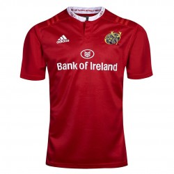 Munster 2017-18 Home Rugby Jerseys
