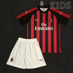 KIDS AC Milan 2018-19 Home Kits