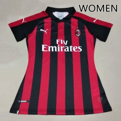 AC Milan 2018-19 Womens Home Shirt