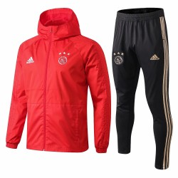 Ajax 2018-19 Windbreaker Tracksuit