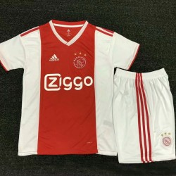 Ajax 2018-19 Home Soccer Jersey Shirts Kits