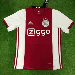 Ajax 2019-20 Home  Shirt Soccer Jersey