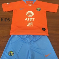 KIDS Club American 2018-19 Third Soccer Jersey Kits