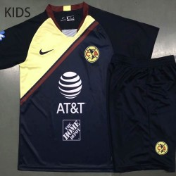KIDS Club American 2018-19 Away Soccer Jersey Kits