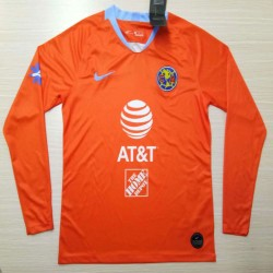 Club American 2018-19 Third Long Sleeve Soccer Jersey
