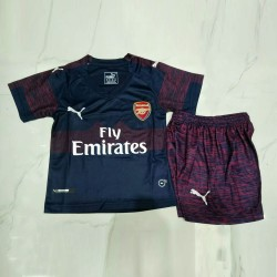 Arsenal Away Kids Kit 2018-19