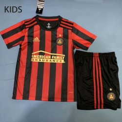 KIDS Atlanta United 2019-20 Home Soccer Jersey Kits
