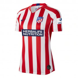 Atletico Madrid 2019-20 Womens Home Shirt