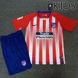 KIDS Atletico Madrid 2018-19 Home Kits
