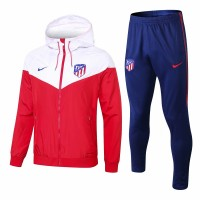 Atletico Madrid 2018-19 Windbreaker Tracksuit