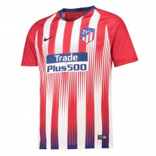 Atletico Madrid 2018-19 Home Shirt Soccer Jersey