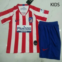 KIDS Atletico Madrid 2019-20 Home Kits