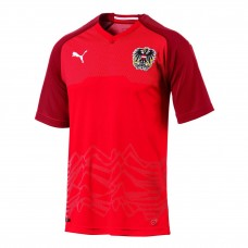 Austria 2018 World Cup Home Soccer Jersey Shirt