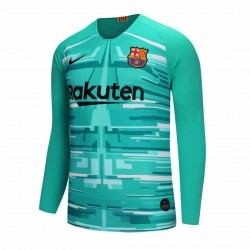 Barcelona 2019-20 Goalkeeper Long Sleeves Shirt