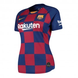 Barcelona 2019-20 Home Womens Shirt