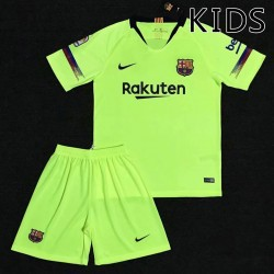KIDS Barcelona 2018-19 Away Kits