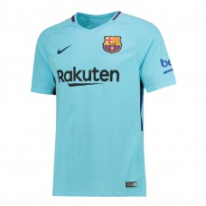 Barcelona 2017/18 Away Soccer Jerseys Shirts
