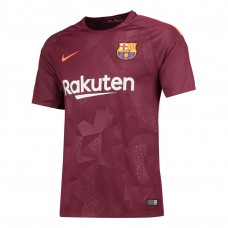 Barcelona 2017/18 Away Soccer Jersey Shirt