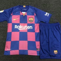 Barcelona 2019-20 Home Soccer Jersey Shirts Kits