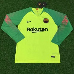 Barcelona 2018-19 Goalkeeper Long sleeves Jersey