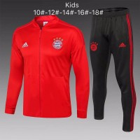 Kids Bayern Munich 2018-19 Jacket Tracksuit