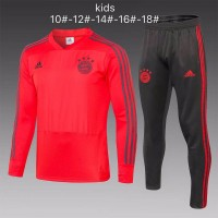 Kids Bayern Munich 2018-19 Training Tracksuit