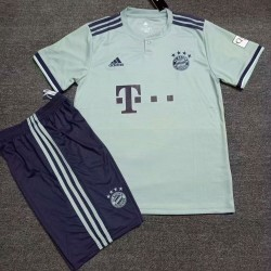 Bayern Munich 2018-19 Away Soccer Jersey Kits