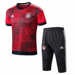 Bayern Munich   2018-19 Training Short Sleeve Suits