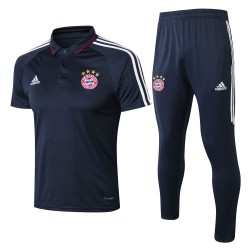 Bayern Munich 2018-19 Short Sleeve Polo Suits