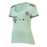Bayern Munich 2018-19 Womens Away Shirt