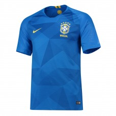 Brazil 2018 World Cup Away Soccer Jersey Shirt