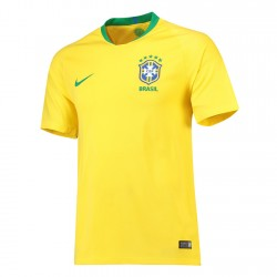 Brazil 2018 World Cup Home Soccer Jersey Shirts