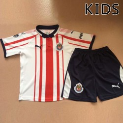 KIDS Chivas Guadalajara 2018-19 Home Kits