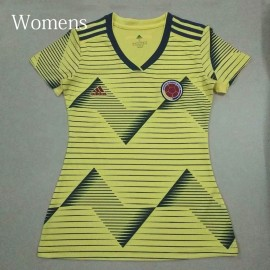 Colombia 2019-20 Womens Home Shirt