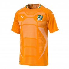 Côte d'Ivoire 2018 World Cup Home Soccer Jersey Shirt