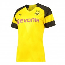 Borussia Dortmund 2018-19 Womens Home Shirt