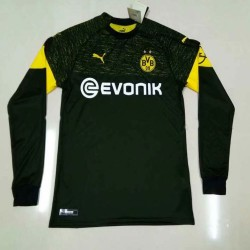 Dortmund 2018-19 Away Long Sleeve Soccer Jersey