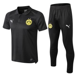 Dortmund 2018-19 Short Sleeve Polo Suits
