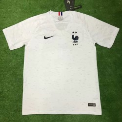 France 2018-19 Away Soccer Jersey
