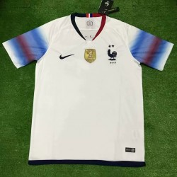 France 2019-20 Away Soccer Jersey