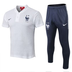 France 2018-19 Short Sleeve Polo Suits