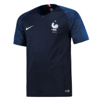 France 2018 World Cup Home Soccer Jersey Shirt