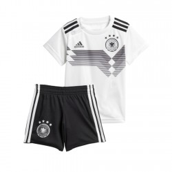 Germany 2018 Home Kit Football Shirts Kids