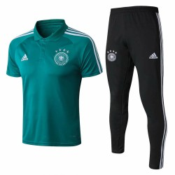 Germany 2018-19 Short Sleeve Polo Suits