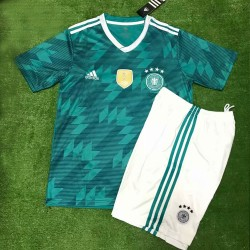 Germany 2018 Away Soccer Jersey kits