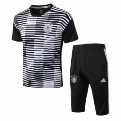 Germany 2018-19 Training Short Sleeve Suits